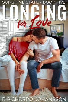 Longing For Love cover-Light